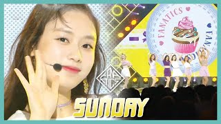 [HOT]  FANATICS -  SUNDAY ,  파나틱스 - SUNDAY Show Music core 20190914