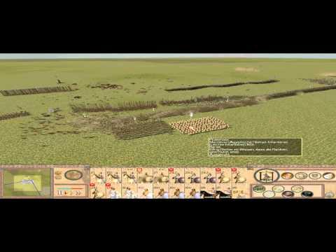 Europa Barbarorum - Ptolemaioi vs Arche Seleukeia (1/3)