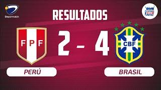 🔴PERÚ 🇵🇪 vs BRASIL 🇧🇷 📢 EN VIVO 🕕 Eliminatorias Qatar 2022 ⚽🥅 PARTIDO COMPLETO