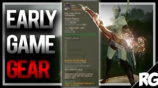 BEST EARLY GAME GEAR FOR PRIMEVAL - Primeval Guide | Archeage [3.0]