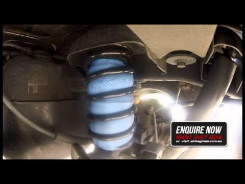 Jeep Liberty Lift Kit Reviews - Product Review: Jeep JK Wrangler Air Suspension - CR5063HP Airbag Man