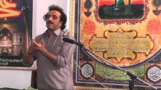 zakir aqeel mohsin naqvi Majlis Aza 8 june 2014 Imam Bargah Qasr E Ally Imran a s Dhoke Syedan Bewal