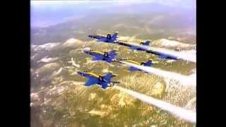 空撮ブルーエンジェルス/Blue Angels U.S.NAVY