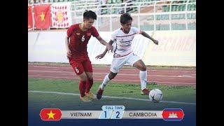 Cambodia vs Vietnam 2-1 (highlight& goal) AFF cup 2019