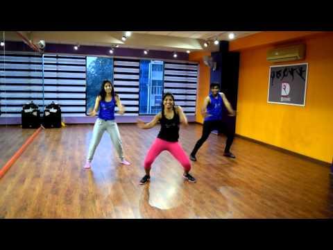 Chittiyaan Kalaiyaan, Zumba Choreogrpahy by Nicy Joseph, 8 COUNTS