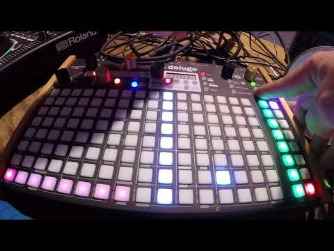 Synthstrom Audible Deluge and me, Sound design Pt.1