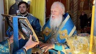 Праздничное Богослужение из Свято-Успенского Одесского мужского монастыря