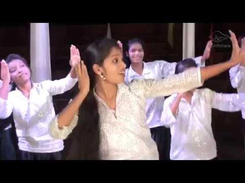 Christian Prayer Dance - Bhaj Mann Mere Yesu Naam