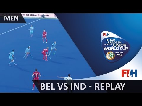 Belgium v India - Men's Hockey Junior World Cup Lucknow