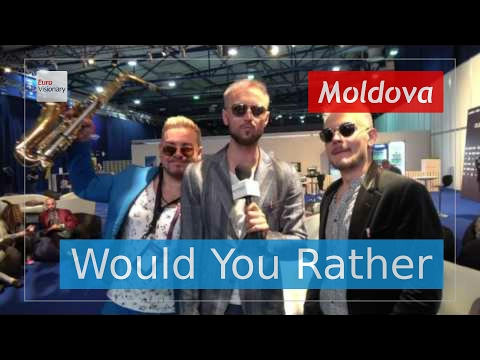 5 questions for Sunstroke Project from Moldova - Eurovision 2017 - Hey Mamma - Interview