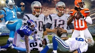 10 EPIC NFL Storylines to Watch During the 2016 Season