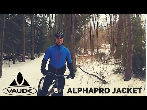 Vaude Alphapro Jacket - Tested & Reviewed