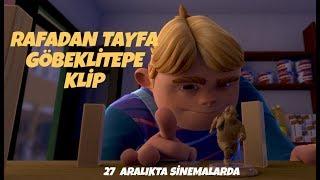 Rafadan Tayfa Göbeklitepe şarkısı! (Klip)