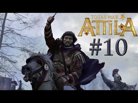 Total War: Attila - The Last Roman - Financial Woes Incoming!!!