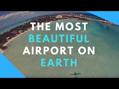 KWB Bahamas: The Most Beautiful GA Airport in the World