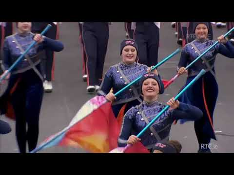 Marching Illini Ireland 2018