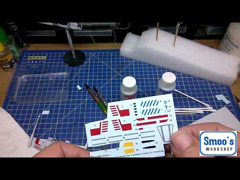 How To - Applying Waterslide Decals - A Beginners Guide