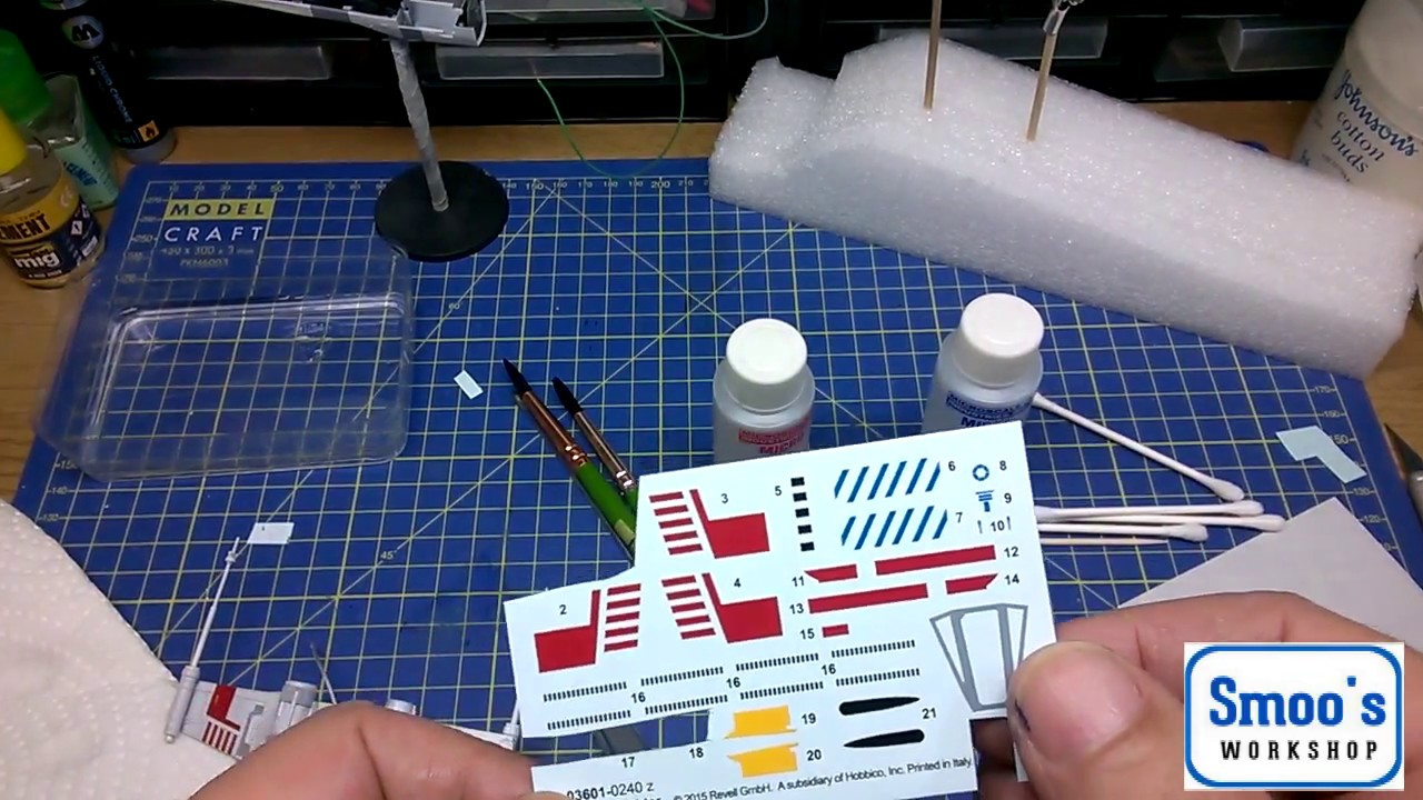 How To Applying Waterslide Decals A Beginners Guide YouTube - A basic guide to vinyl decals