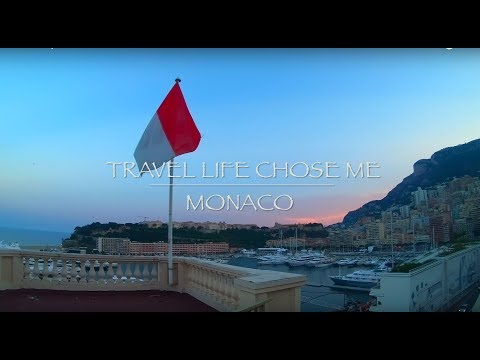 Monaco Travel vlog