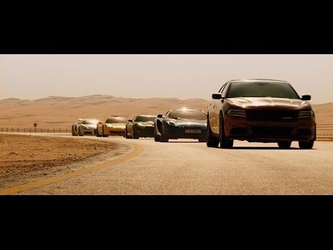 Fast & Furious 7 Official Trailer ซับไทย