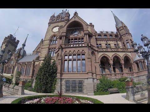 Travel Video of Summer 2018 - Nordrhein-Westfalen, Belgium & Luxembourg (HD 1080p)
