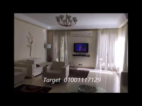 New Ultra Modern Ground Floor For Rent in katameya heights,new cairo