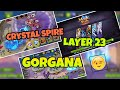 Magic Rush : Crystal Spire Layer 23 Gorgana 😉