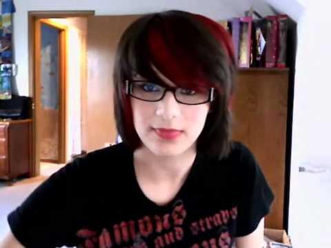 Manic Panic Vampire Red Dying My Hair