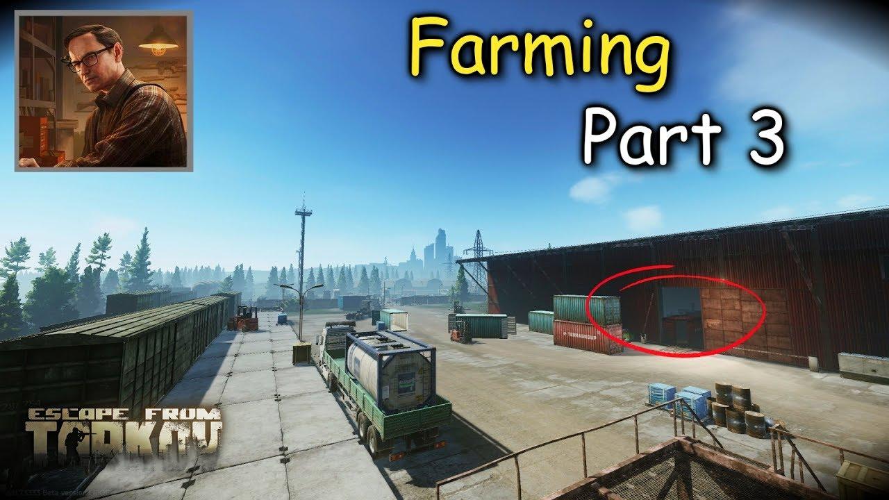 Farming Part 3 Mechanic Task (Escape From Tarkov)