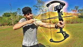 Minha Nova Arma ‹ Arco E Flecha ›