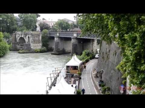 Saudade no rio Tibre | Post-Italy