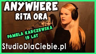 Rita Ora - Anywhere (cover by Pamela Karczewska) #1047