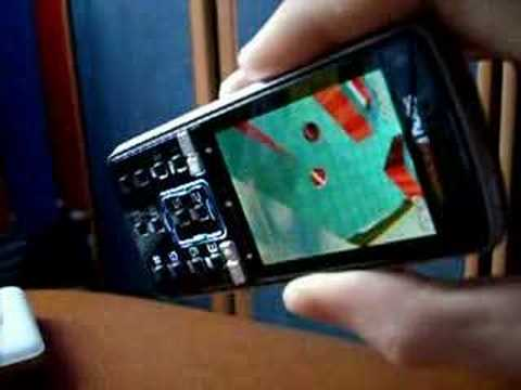 Sony Ericsson K850i Video Preview, part I