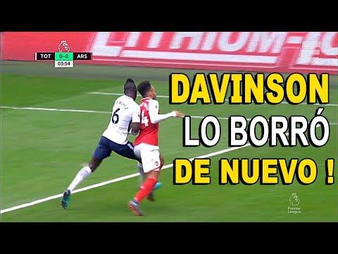 DAVINSON SANCHEZ vs 4RS3N4L (Local) 10/02/2018 - Resumen del Partido por ZFútbol