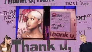 Ariana Grande - thank u, next (Live From The Ellen Show)