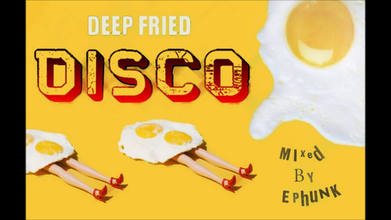 Deep fried disco ultimate deep disco smooth funky for Funky house classics 2000
