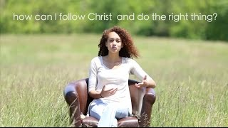 how can i follow Christ? | MYP 1.1