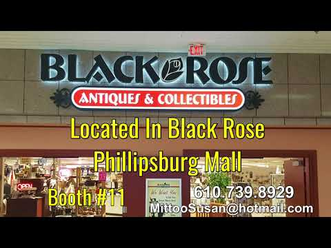 New Hope Antiques  #Black Rose Antiques  #Oriental Rugs Lehigh Valley