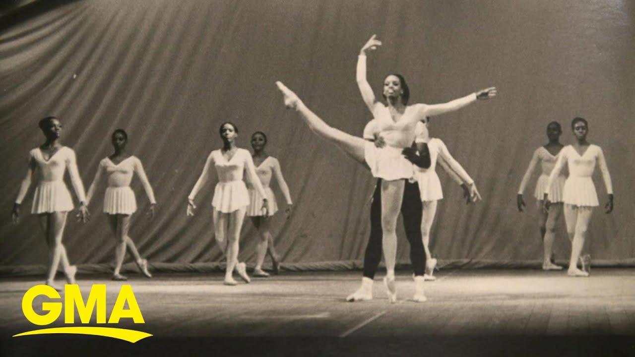 On pointe with pioneering Black ballerinas