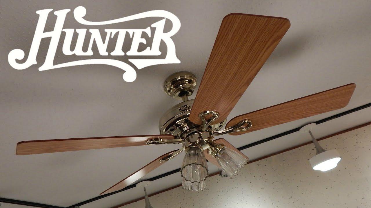 Hunter westminster ceiling fan 1080p hd remake youtube hunter westminster ceiling fan 1080p hd remake aloadofball Images