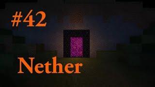Nether w Minecraft   Pomysł na budowlę [#42]