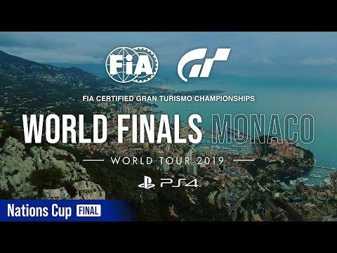 [English] FIA GT