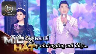 Cánh Hoa Yêu | Ngọc Thảo ft Duy Sang | Karaoke