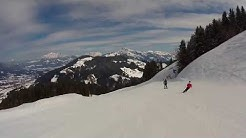 Skiwelt / Ellmau Piste 80 Hartkaiser Talabfahrt