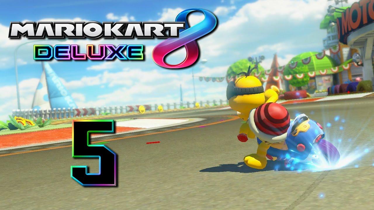 Mario Kart 8 Deluxe ITA [Parte 5 - Trofeo Uovo]