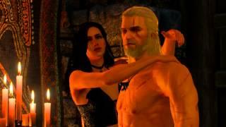 Ведьмак 3: Дикая Охота - Та самая сцена с единорогом...