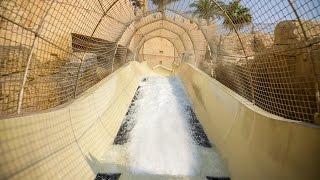 Wild Wadi Dubai - White Water Wadi | Longest Master Blaster ever!