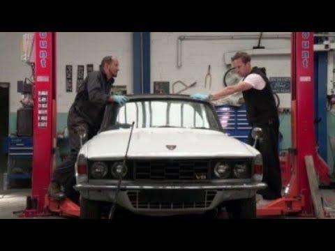 I maghi del garage - Resurrezione di una Rover