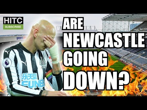 Are Newcastle Getting RELEGATED?   VIEW