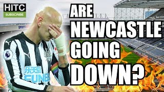 Are Newcastle Getting RELEGATED? | FAN VIEW